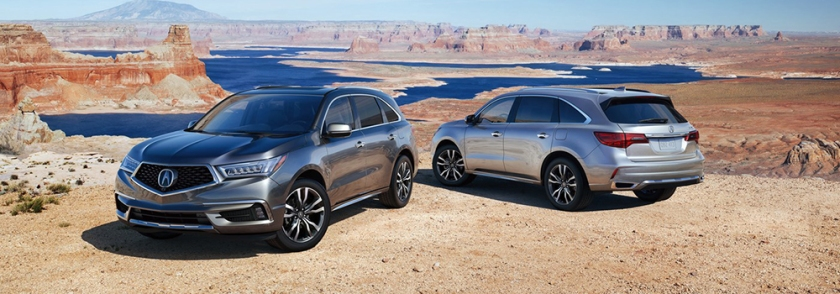 2019 Acura MDX Trims
